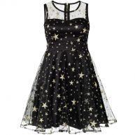 Sparkle golden star
