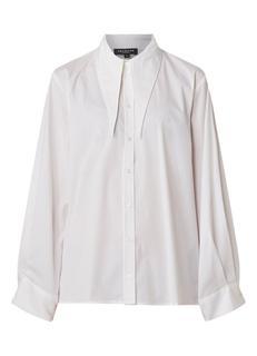 Berina loose fit blouse in katoenblend