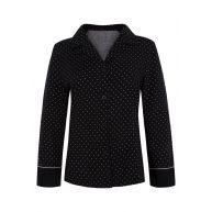 OYSHO Pyjamashirt black