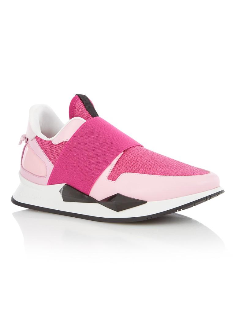Sneaker Attivo Di Vitello Con Lurex pHErCBvoD