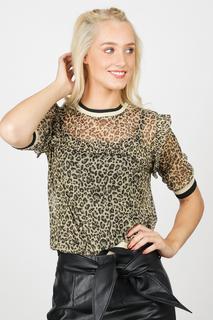 Shirt / Top Dierenprint Inea