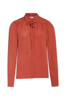 Dames blouse met strik