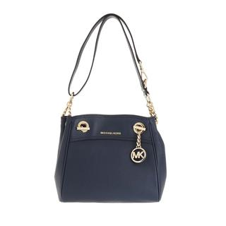 Tasche - Jetset Chain Legacy Small Shoulder Navy in marineblauw voor dames - Gr. Small