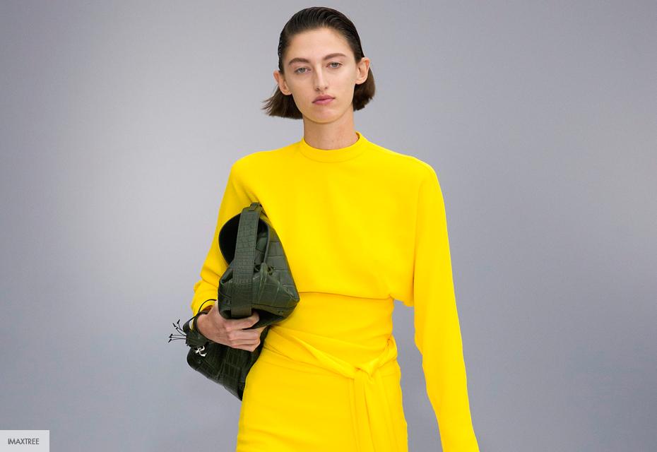 Trend geel