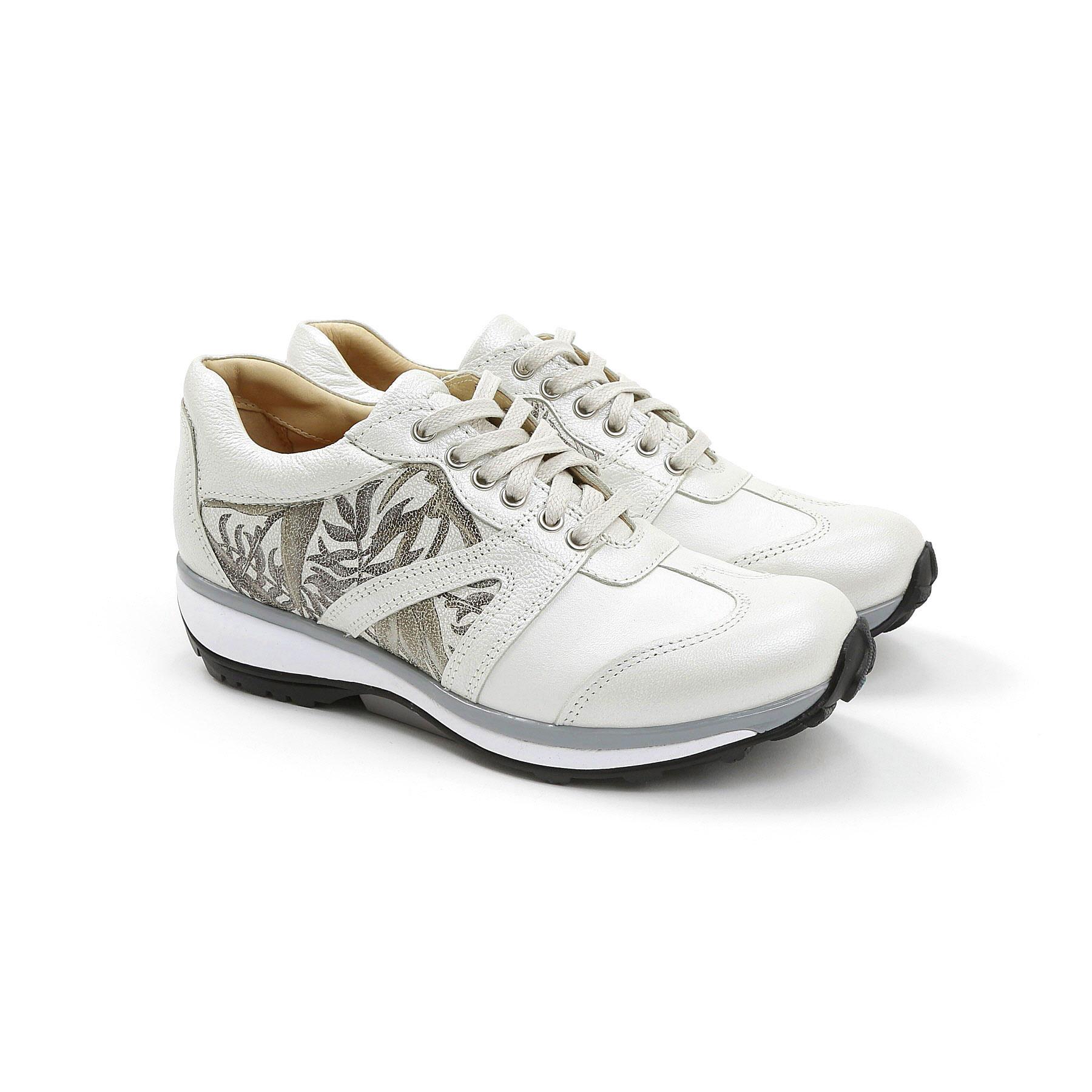 Chaussures De Sport Milano 30024 Blanc Pur Nouveau Style cIDxNbgo