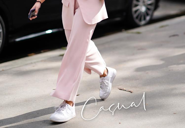 Zó draag je de pantalon casual | Fashionchick
